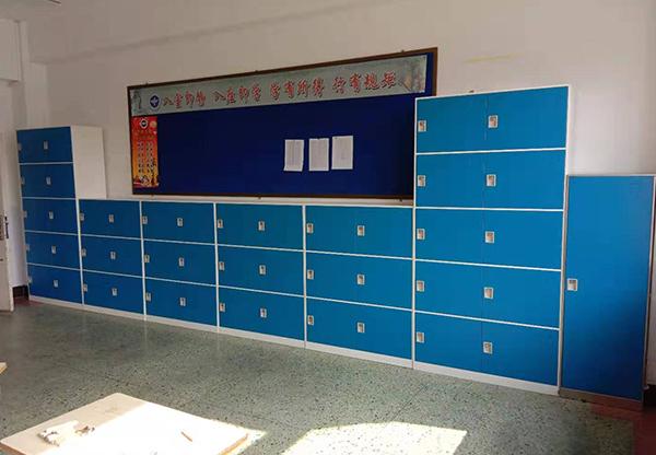 學校家具-存包柜