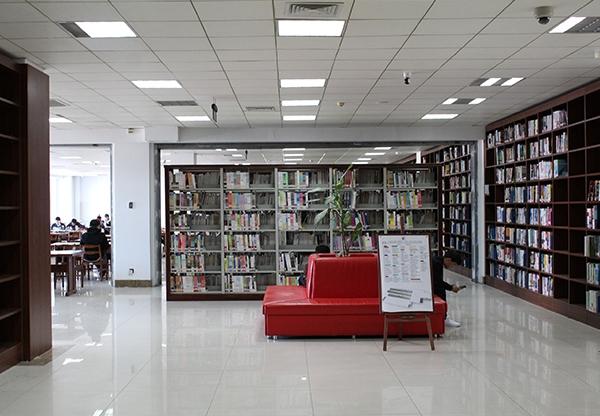 學校家具-木質書架