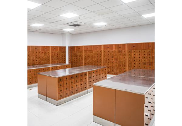 醫療家具-中藥柜